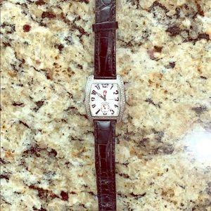 Diamond Michele Watch